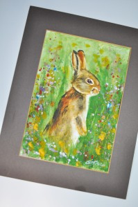 SUMMER MEADOW BUNNY